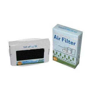 ערכת מסנן פילטר אוויר עם ספוגית פחם להפגת ריחות רעים במקרר