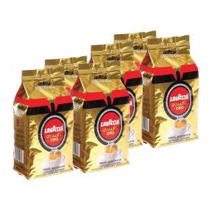 פולי קפה Lavazza Qualita Oro 6 kg