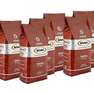 פולי קפה BRISTOT ESPRESSO שקית 6 ק