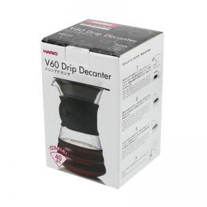 v60 Drip Decanter- קנקן פילטר קלאסי עם חבק סיליקון