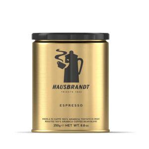 250 גר' פולי קפה טחון אספרסו פחית - coffee bean espresso -tin