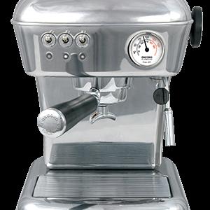 מכונת קפה דרים אלומיניום מוברש מעוצבת Ascaso DREAM – אסקאסו