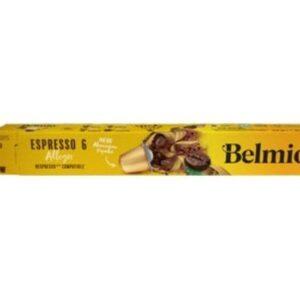 קפסולות בלמיו אלגרו - Belmio Allegro (למכונות נספרסו)