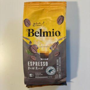 250 ג' פולי קפה Belmio - espresso dark roast